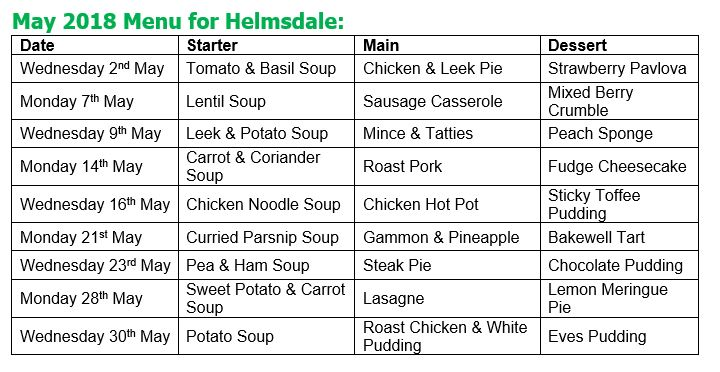 May - Helmsdale